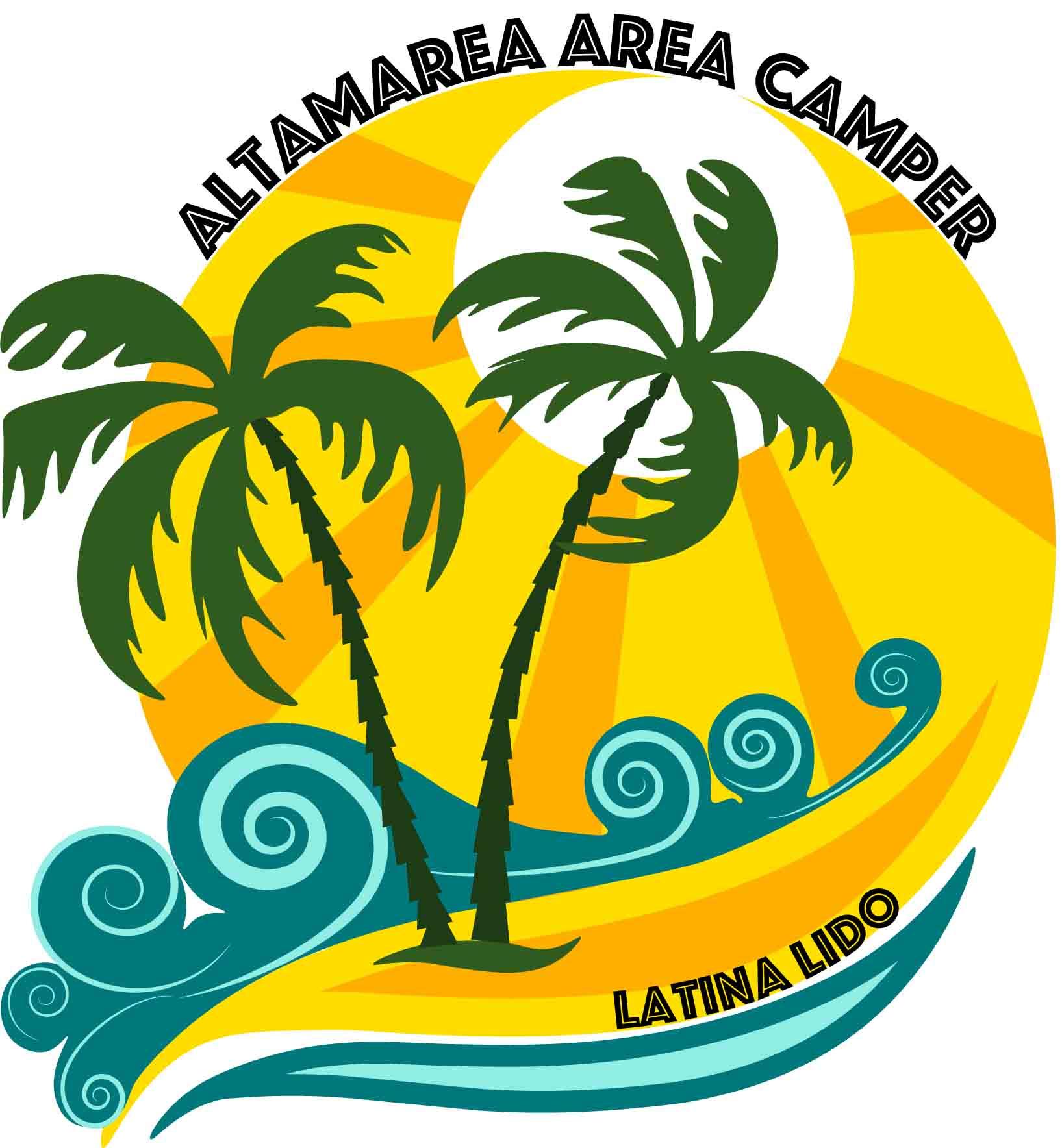 logo camper area footer